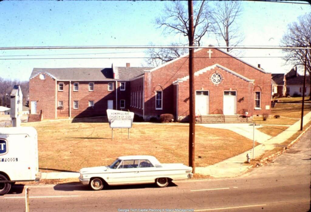 Church At Hemphill Avenue Ferst Drive