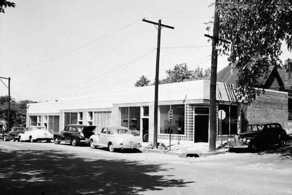 Techwood Drive