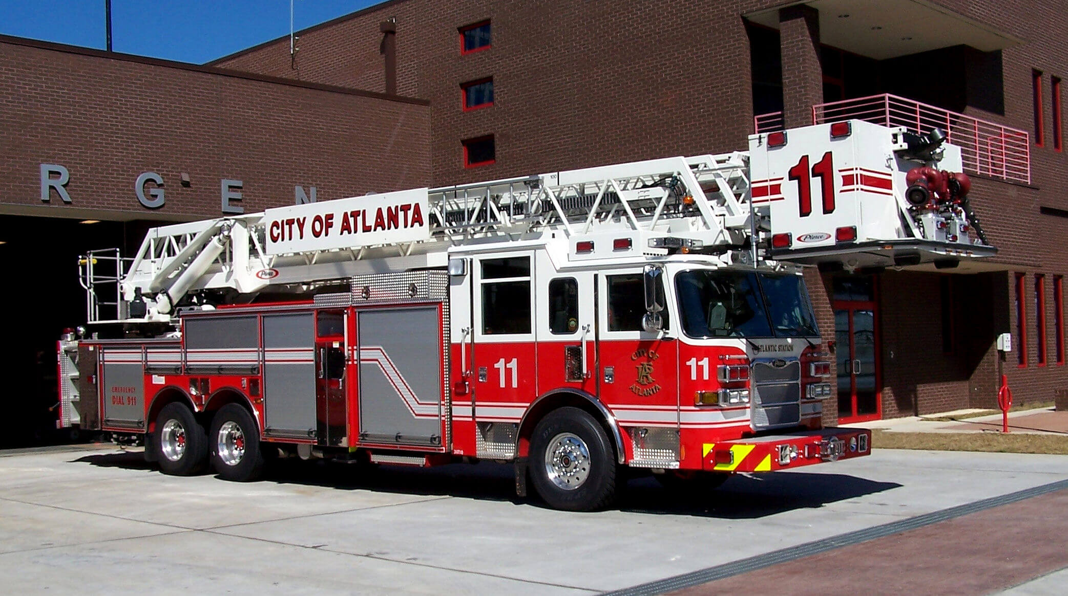 City of Atlanta Fire Station 11